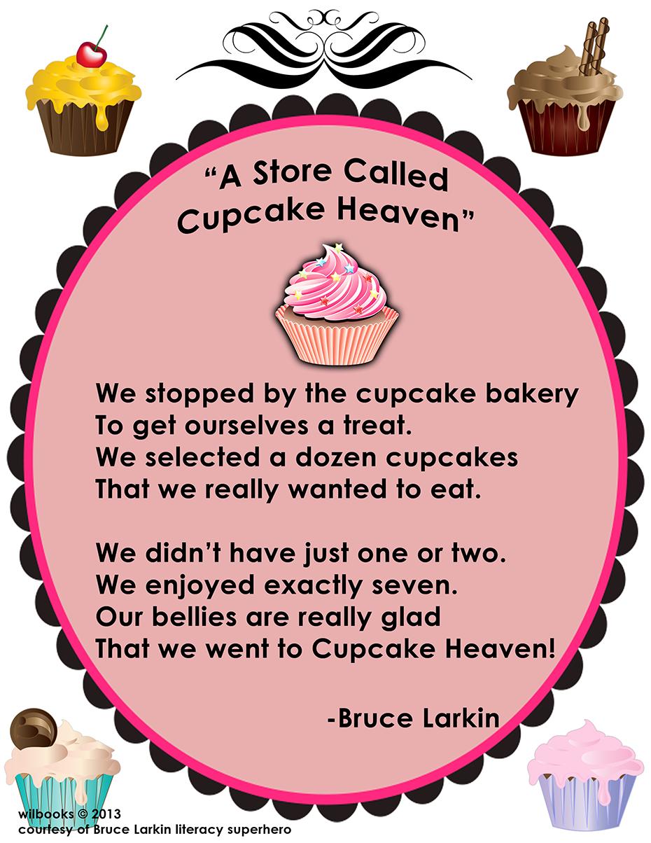 Cupcake Poem 1