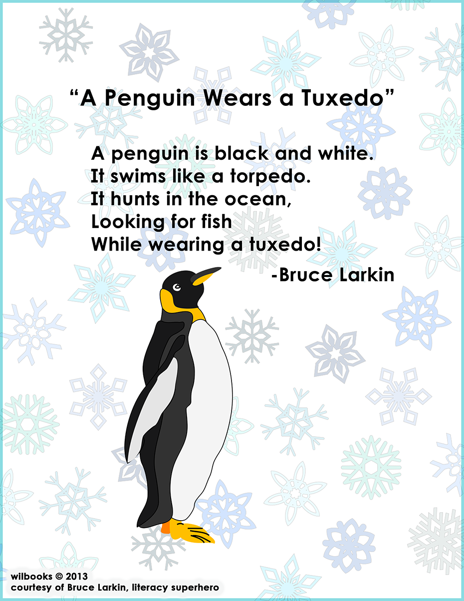Penguin Poem 1