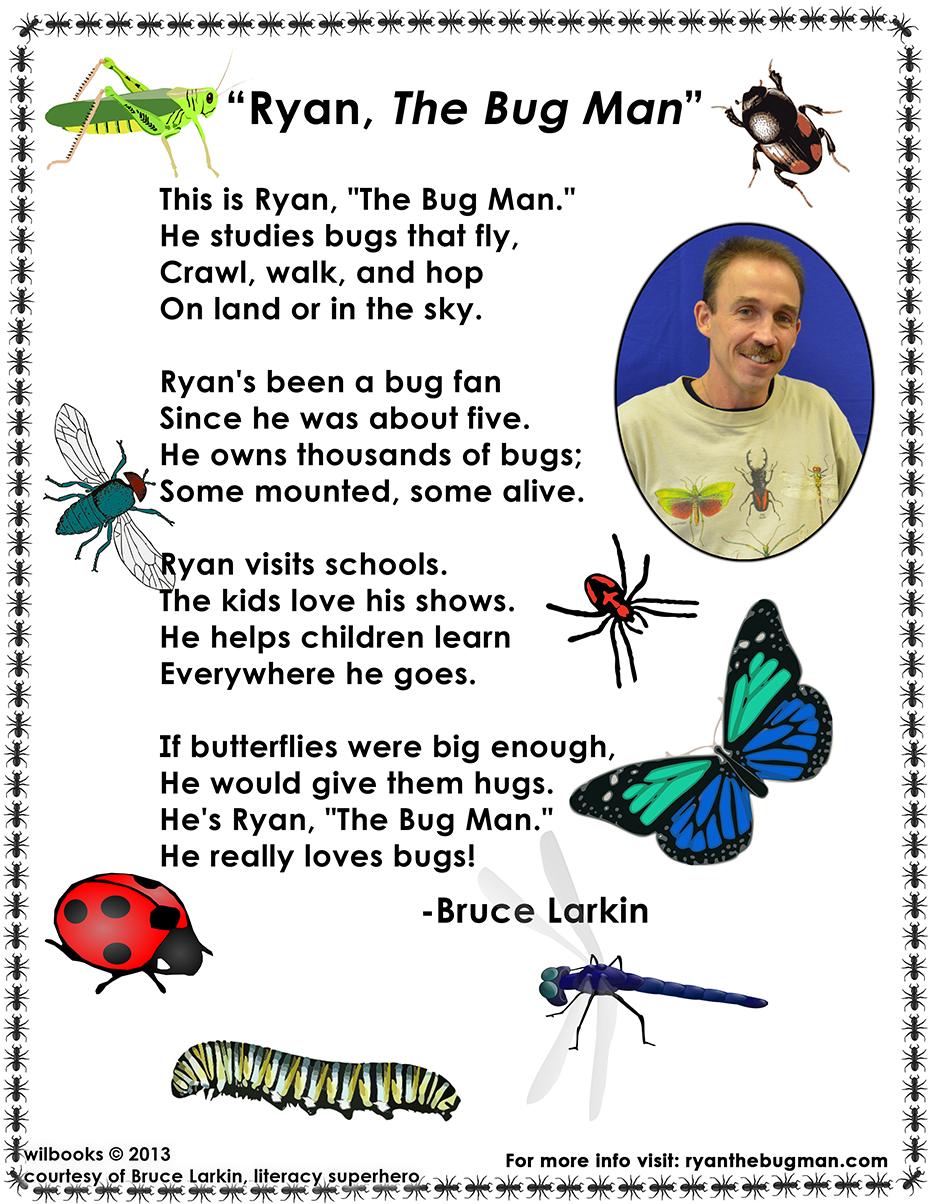 The Bug Man Poem